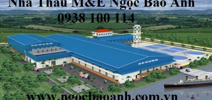 Nhà Thầu Cơ Điện Ngọc Bảo Anh 0938 100 114