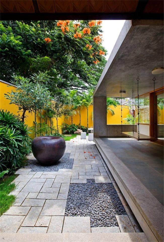 Thiết kế, xây dựng sân vườn (Cty Ngọc Bảo Anh ) (10)