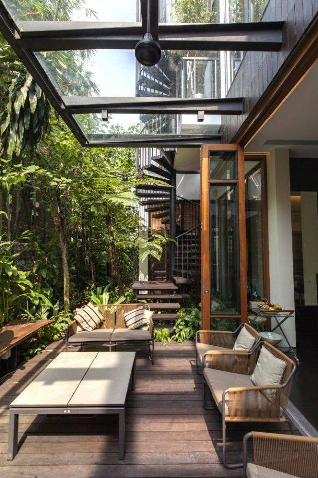 Thiết kế, xây dựng sân vườn (Cty Ngọc Bảo Anh ) (2)