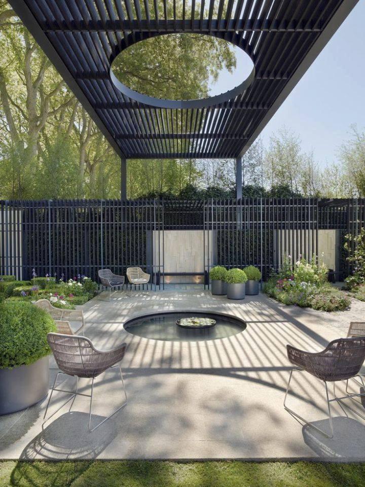 Thiết kế, xây dựng sân vườn (Cty Ngọc Bảo Anh ) (7)