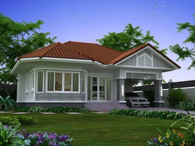 nhà đẹp;