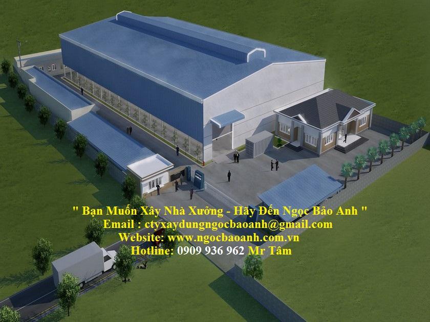 Xây dựng nhà kho