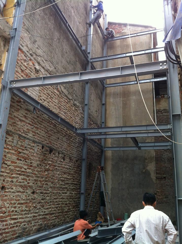 nhà phố bằng khung thép (15)