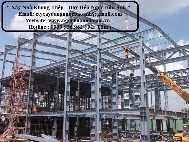 tư vấn xây dựng nhà khung thép