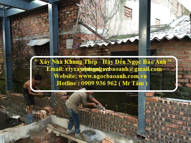 xây dựng nhà khung thép (10)