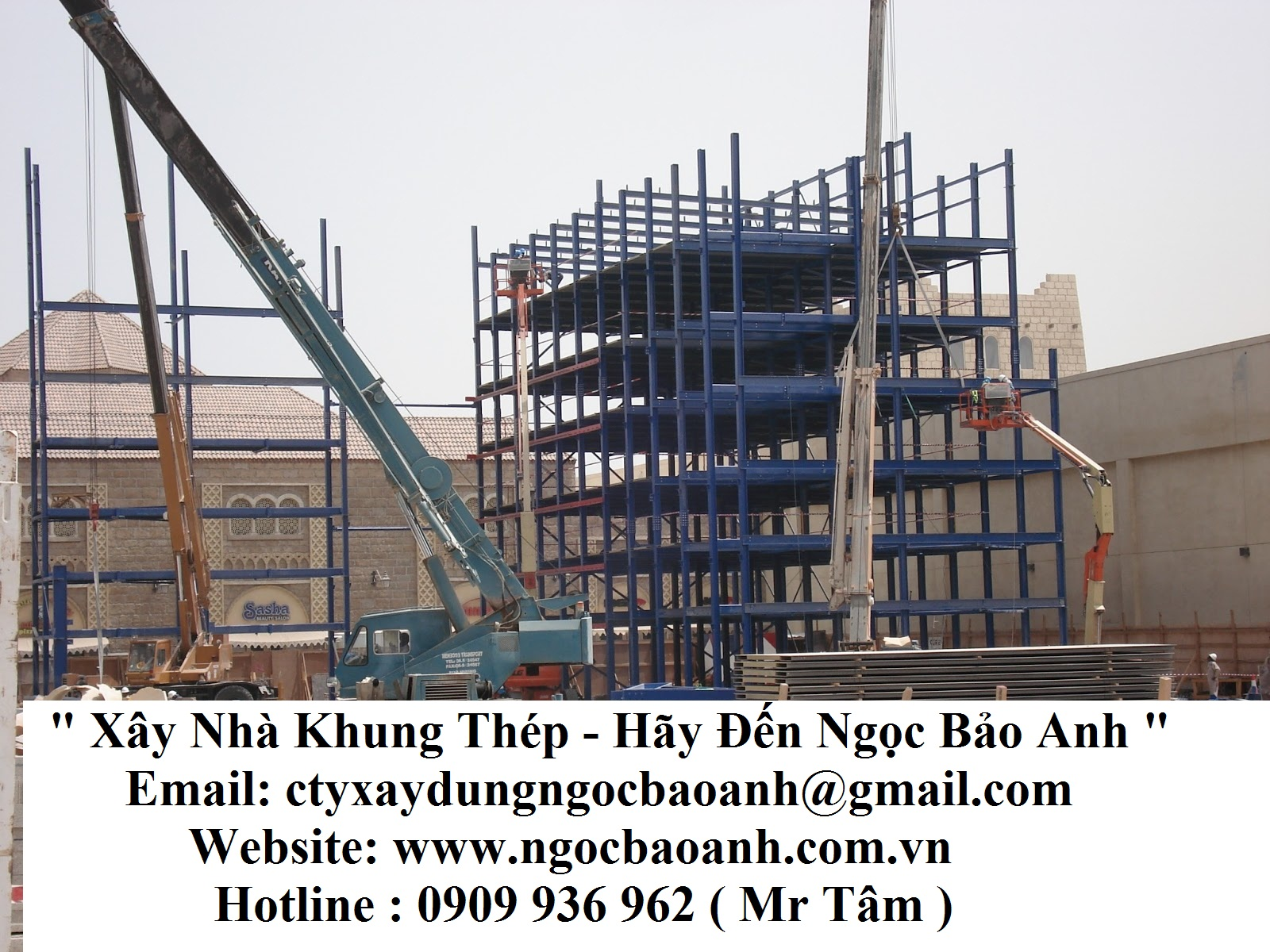 xây dựng nhà khung thép (11)