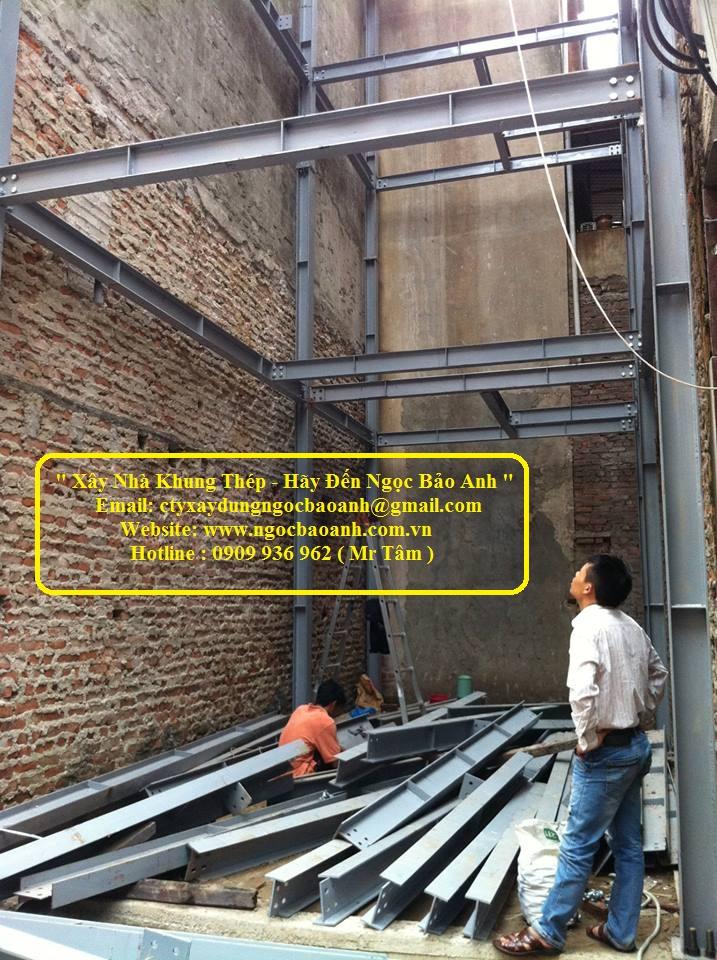 xây dựng nhà khung thép (12)