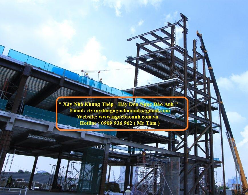 xây dựng nhà khung thép (13)