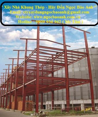 xây dựng nhà khung thép (15)