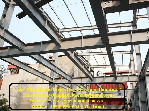 xây dựng nhà khung thép (4)