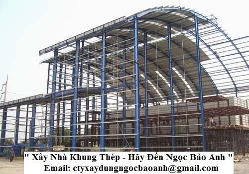 xây dựng nhà khung thép (5)