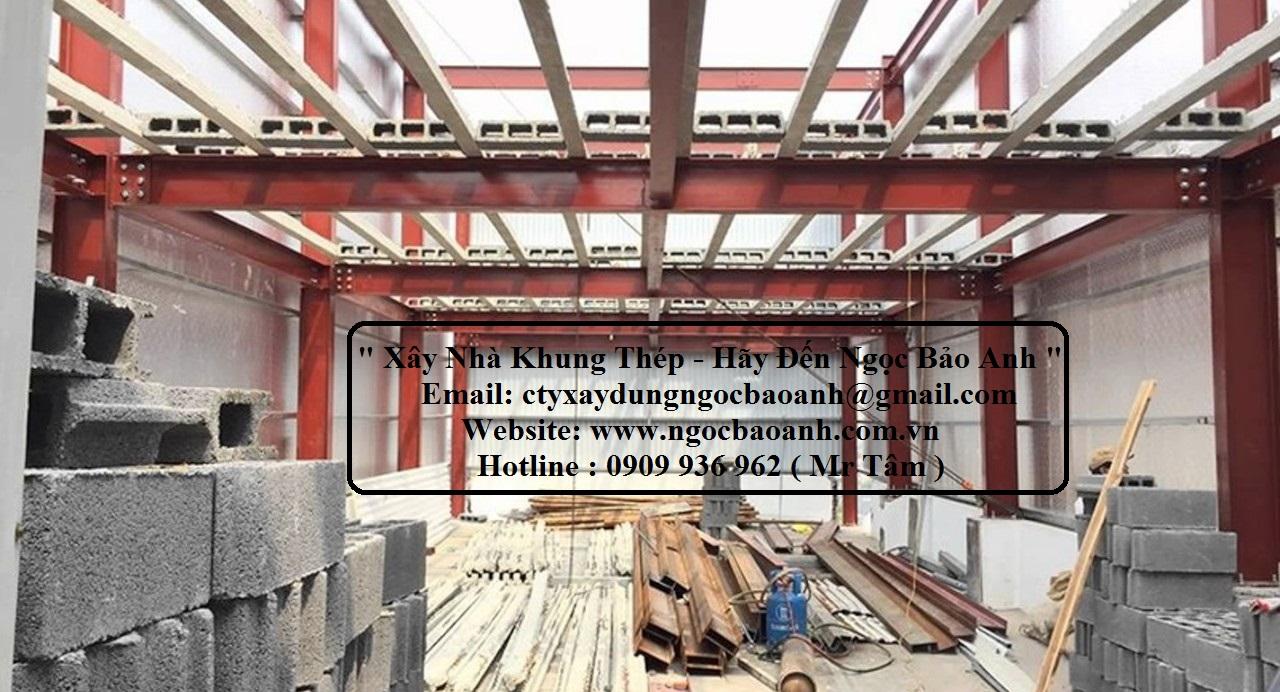 xây dựng nhà khung thép (8)