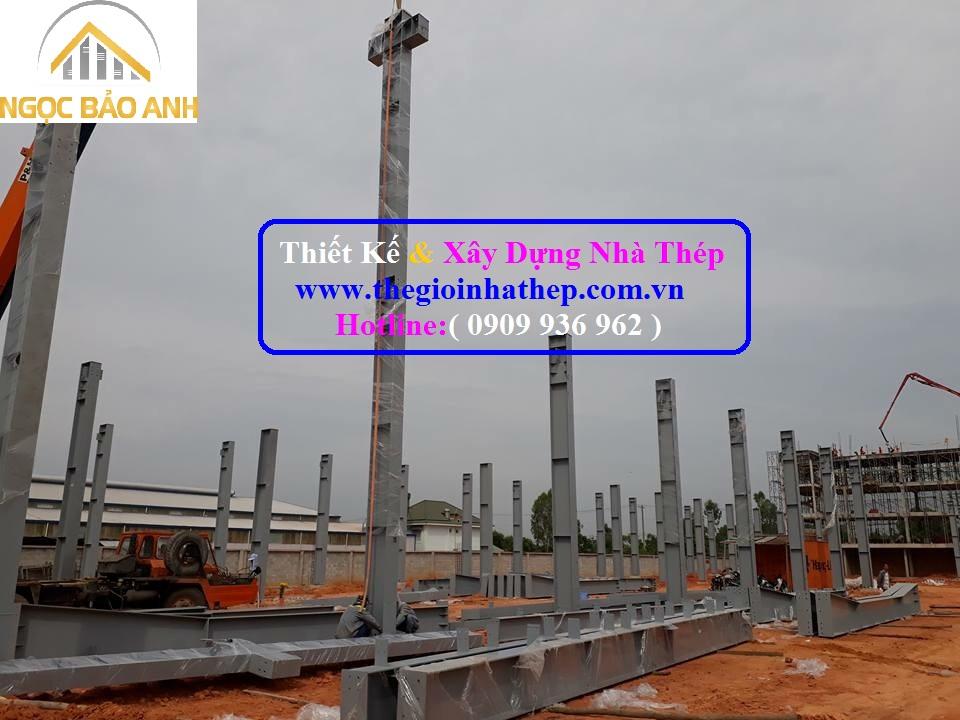 Tư vấn xây dựng nhà xưởng tại Đồng Nai
