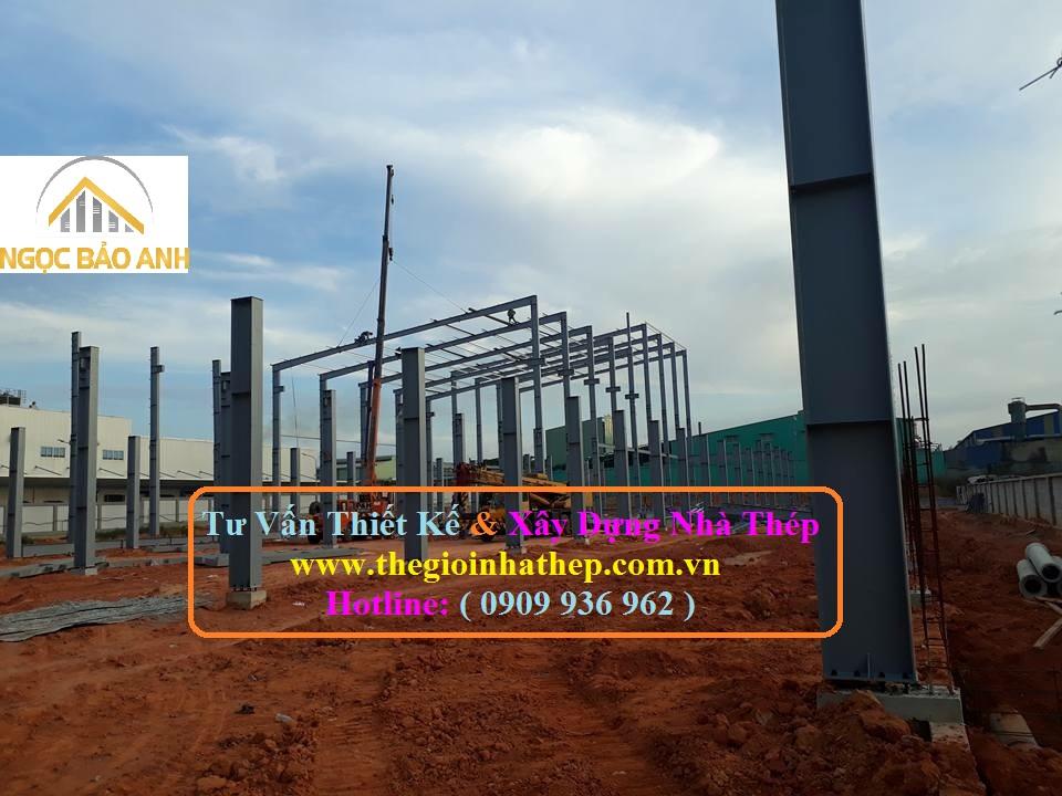 Tư vấn xây dựng nhà xưởng tại Bình Phước (2)