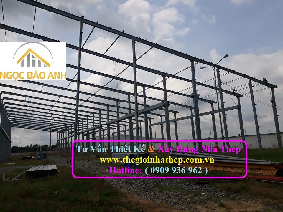 Tư vấn xây dựng nhà xưởng tại Bình Phước (4)
