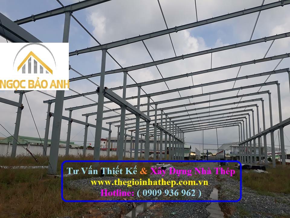 Tư vấn xây dựng nhà xưởng tại Bình Phước (5)