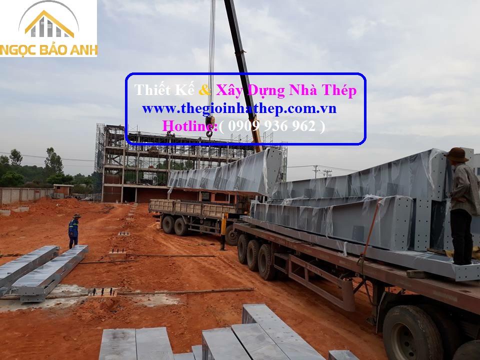 Tư vấn xây dựng nhà xưởng tại Bạc Liêu