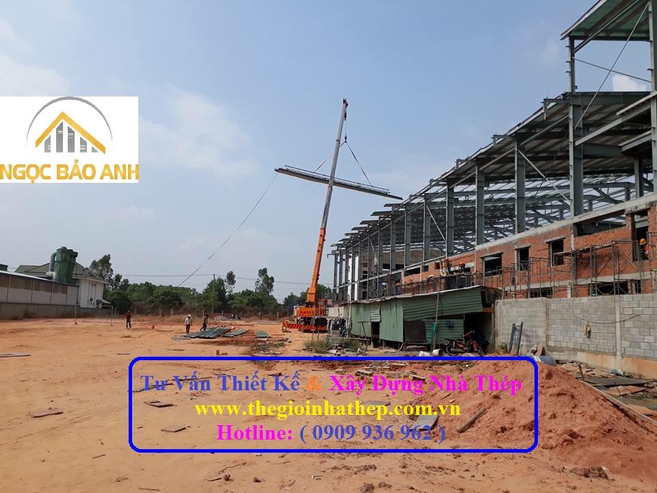 Xây dựng nhà xưởng tại TPHCM (7)