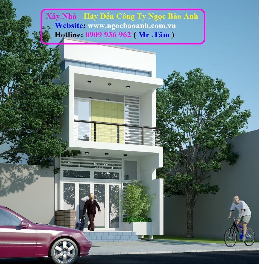 mẫu nhà phố đẹp (8)