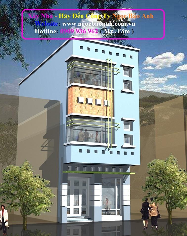 thiết kế nhà phố đẹp (10)