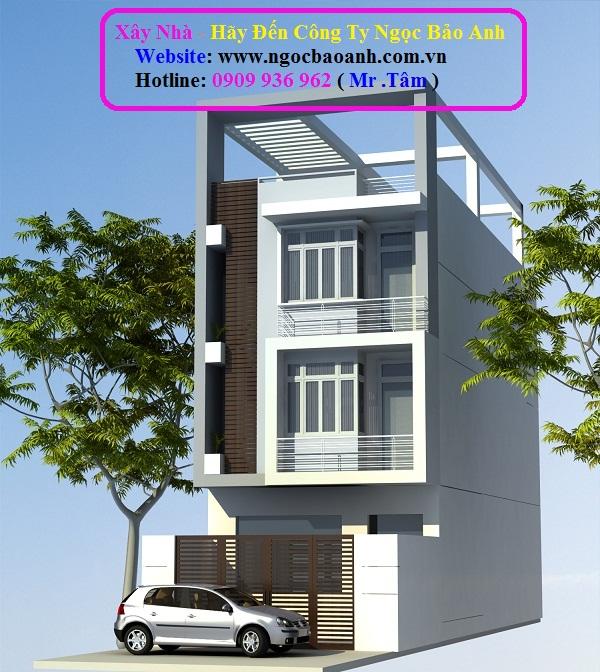 thiết kế nhà phố đẹp (7)
