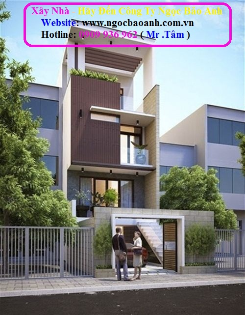 thiết kế nhà phố đẹp (8)