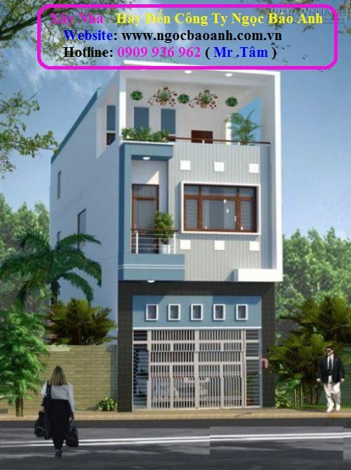 thiết kế nhà phố đẹp (9)