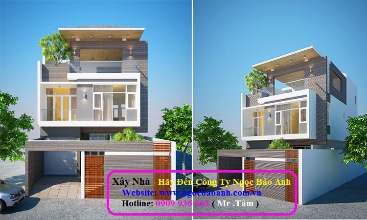 xây dựng nhà đẹp