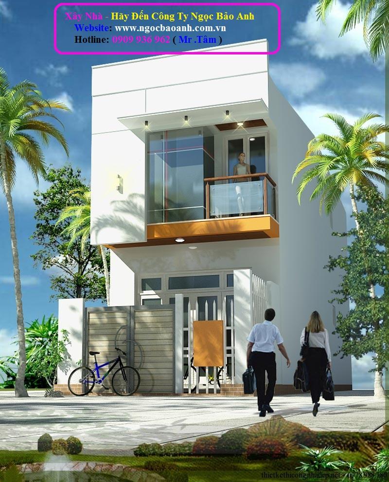 xây dựng nhà phố (2)