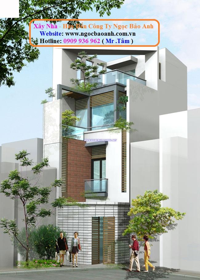 xây dựng nhà phố tại quận 9 (11)