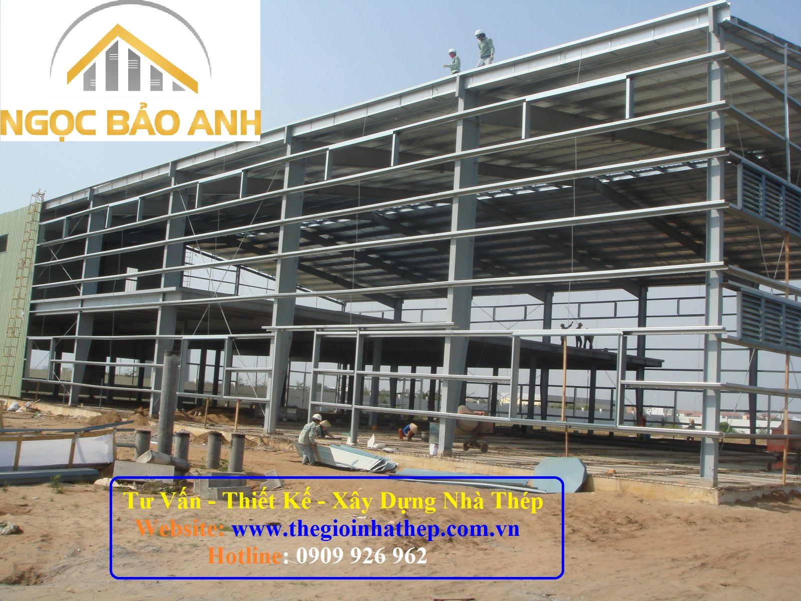 xây dựng nhà thép tại đà nẵng