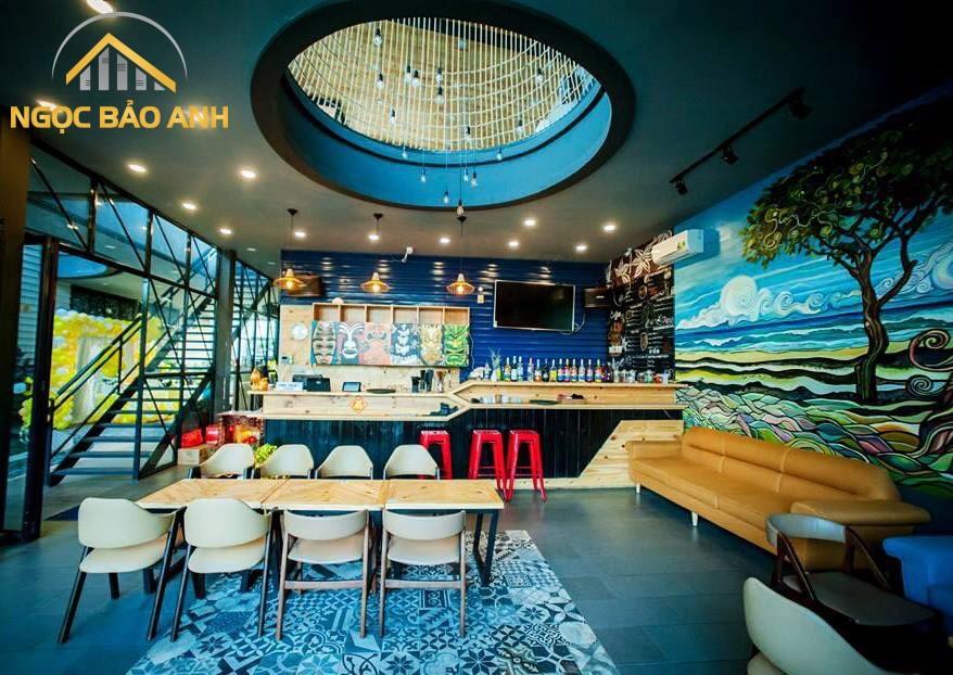 thiết kế thi công quán cafe (2)
