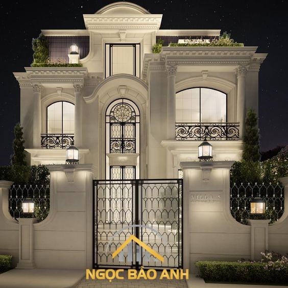 thiết kế villas đẹp