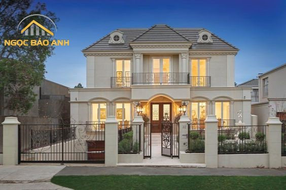 xây dựng villas