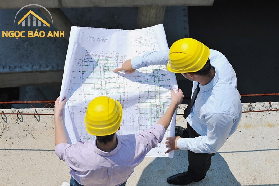xây dựng nhà khung thép tại nhà bè