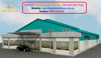 Thiết kế xây dựng nhà xưởng (3)
