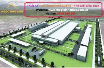 Thiết kế xây dựng nhà xưởng (4)