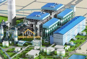 thiết kế nhà máy