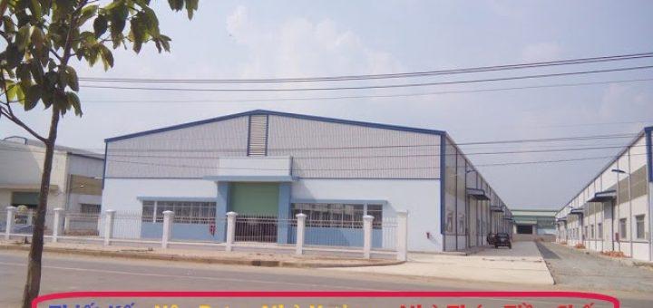 xây dựng nhà xưởng tại Quận 7