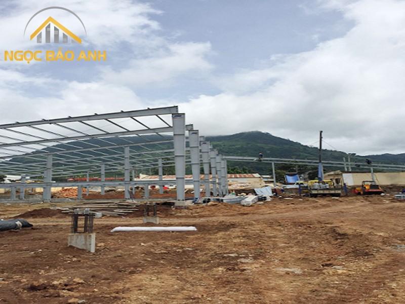 xây dựng nhà xưởng tại kc tân tạo