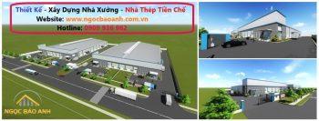 xây dựng nhà xưởng tại kcn hiệp phước (3)