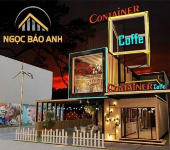 xây dựng quán cafe