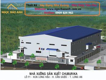 xây nhà xưởng tại đồng nai