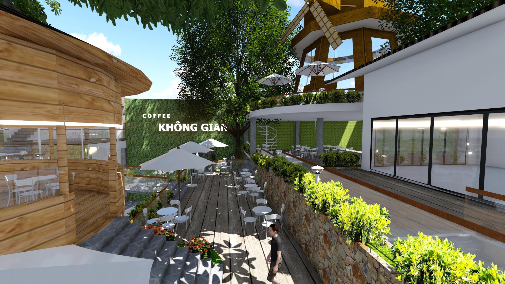 quán cafe sân vườn đẹp