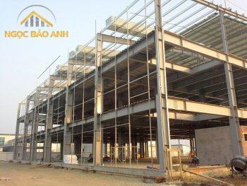 thế giới xây dựng nhà thép