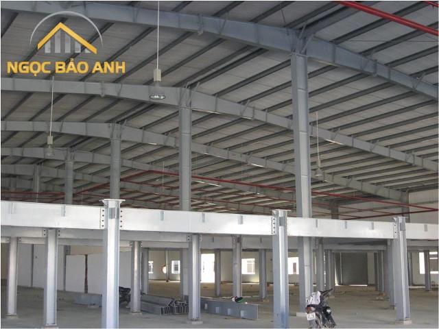 thi công nhà xưởng tại Trảng Bom Đồng Nai