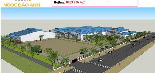 xây dựng nhà xưởng Tại Bình Dương (13)