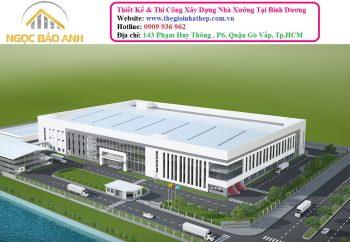 xây dựng nhà xưởng tại Bình Dương (5)