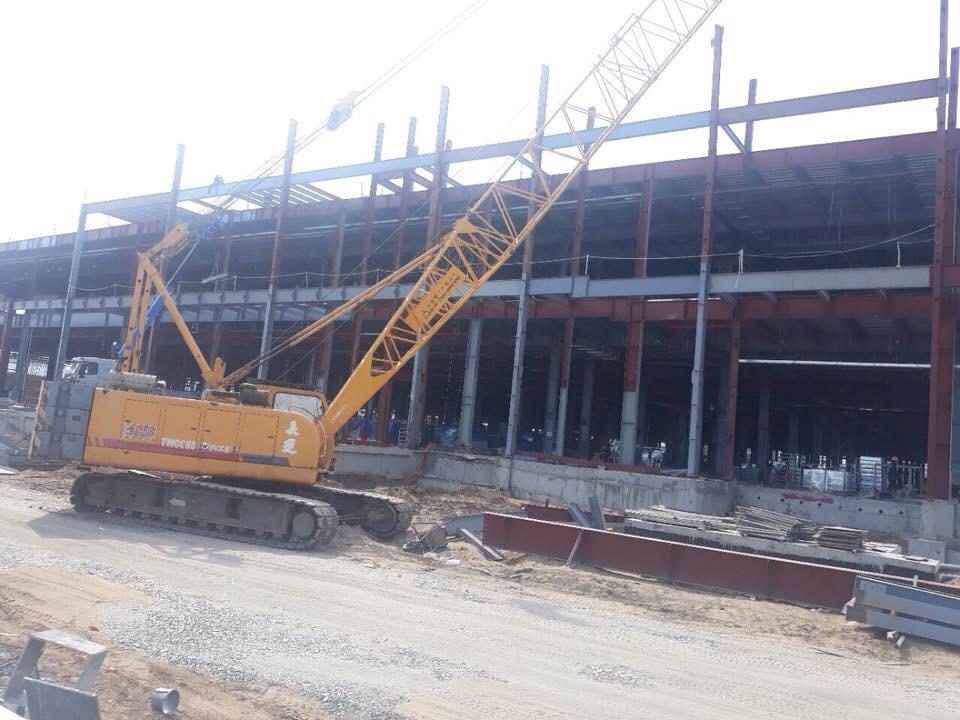 Xây dựng nhà xưởng tại Đồng Nai (2)
