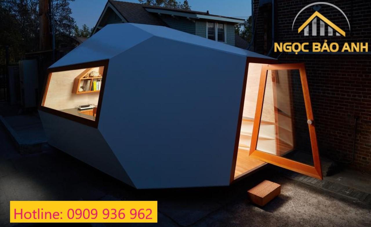 mẫu nhà bungalow đẹp